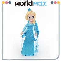 Plush Frozen Elsa Dolls For Girls