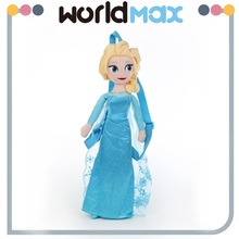 plush Frozen Elsa dolls for girls