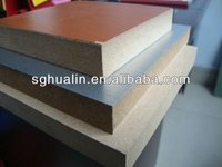 6mm solid colors melamine faced 20mm mdf