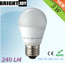 Hot Sales 3w E27 Led Light, OEM/ODM Led Light factory