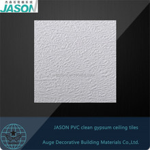 low price Jason wall decorative pvc gypsum board suspended ceiling panels 860