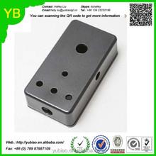 Aluminum 1590B enclosure CNC milling machining 1590b box