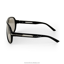 Light Weight 3D Glasses For Cinema, TV, Computer/Hot Sale 3D Circular Glasses for All DLP Link