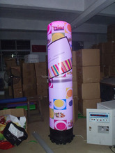 Commercial inflatable led advertising light for party