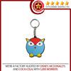 USA quality standard couple souvenir keychain