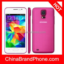 Htm H5W 4GB Magenta, 4.0 inch 3G Android phone 4.2 Smart Phone, MTK6572 1.0GHz Dual Core phone