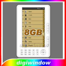 7-inch high-definition TFT screen e-book reader (DW-E001)