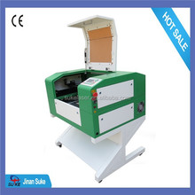 mini CO2 laser cutting machine for cut and engraving