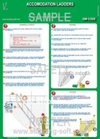 Accomodation Ladders ISM code Poster