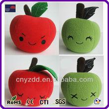 Stuffed Plush Toy Apple Fruit