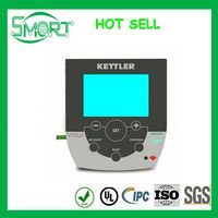 High Quality~~HOT!!~Smart bes~metal dome tactile membrane switch membrane switches,,silicone rubber membrane switch