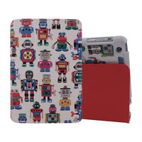 Best selling products factory for ipad 6 pu leather printing case