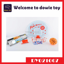 Promotional summer toy 4.5 inch ball with transparent backboard wholesale hot new products for 2015 toys for kids