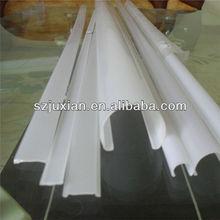 AL heat sink aluminium base PC cover for led lamp shade