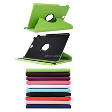flip leather case with stand for galaxy tab A 9.7 T550 tablet pc case