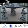 Hot Sell Marble Garden Table And Benches