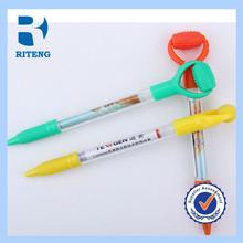 massage cheap innovation retractable bannner ball pen