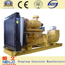 China Most Popular Brand shangchai 128KW Diesel Generator with 100% copper