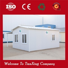 professional designed easy to clean usa prefab houses