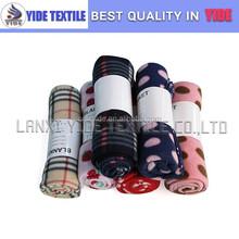 Zhejiang factory wholesale best plush blankets baby receiving blankets