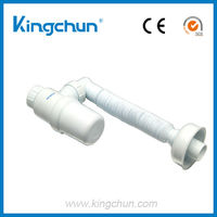 The Newest basin drain plastic flexible waste pipe