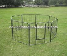 Heavy Duty Metal Dog Run Pet Enclosure