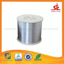 Atacado China produtos fio resistente ao calor manufactirer de fio de resistência de aquecimento elétrico de nicromo