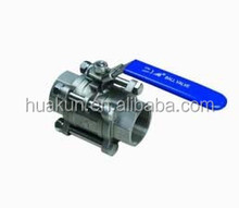 Stainless steel ball float valve drawing