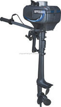 Small outboard motor 2.0hp with 2-stroke boat engine YADAO