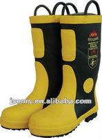 EMS-HR001 Rubber Fire Boot