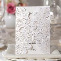 Elegant Simple Luxury High Quality chile invitation cards