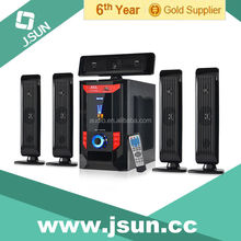 2015 HOT! fm usb 5.1 enjoy music anytime anywhere speaker