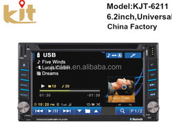 2015 newest touch screen car stereo for all cars with bluetooth function optional
