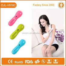 Hot Saling ABS Material And Streamline Design Mini Electric Massager