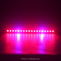 60w IP65 waterproof led grow light strips/bar for vegetable greenhouse