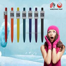 Promotional printable qr code ball pen