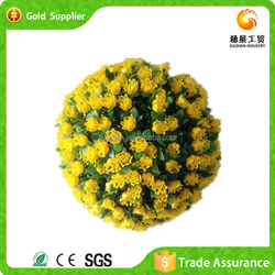 China Factory Hanging Flower Hollow Plastic Bouncing Balls