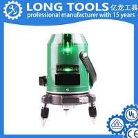 Cheap laser level Strong light self-leveling mini cross line green beam laser level