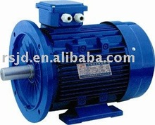Y2 aluminum three phase motor for industrial zone