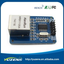 ENC28J60 spi Network Module Offer 51/AVR/ARM/PIC code