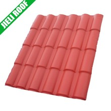 types of roof tiles colorful plastic roof tile plastic roofs