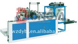 T-shirt Bag sealing cutting making Machine DFR-500