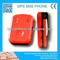 Beyond Emergency Aid Global Distress Call System with Wear Mobile and GPS Function