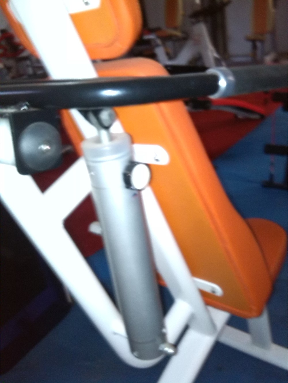 China Fitness Equipment Manufacturer Hydraulic Shoulder Press