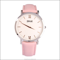 Newest and silm stainless steel watch,fashion lady watch