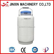 YDH-8-80 new condition liquid nitrogen cylinder, dewar tank