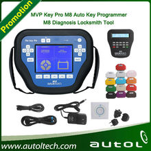 M8 Best Auto Key Programmer can reads many Pin Codes The Key Pro M8 with 300 Tokens Universal Locksmith Tool