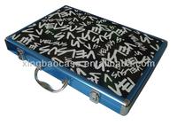 Aluminum briefcase tool box,office briefcase,box briefcase
