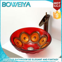 China Wholesale Decorative 4 Foot European Colored Toilet Sinks