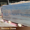Newstar polished expensive marble Chinese blue marble